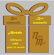 Box Alvéole