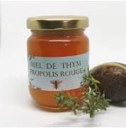 Miel Thym-Propolis Rouge