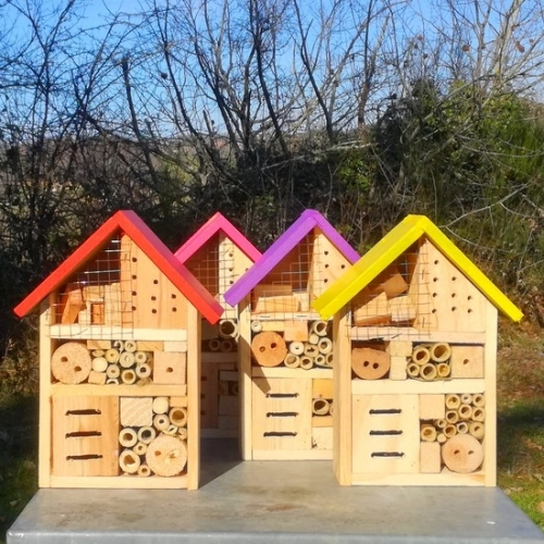 Les Hôtels à Insectes