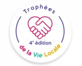 Victoire aux Trophées de le Vie locale